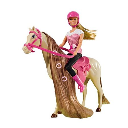 Simba Toys - Steffi Love Riding Tour with Horse and Doll ()