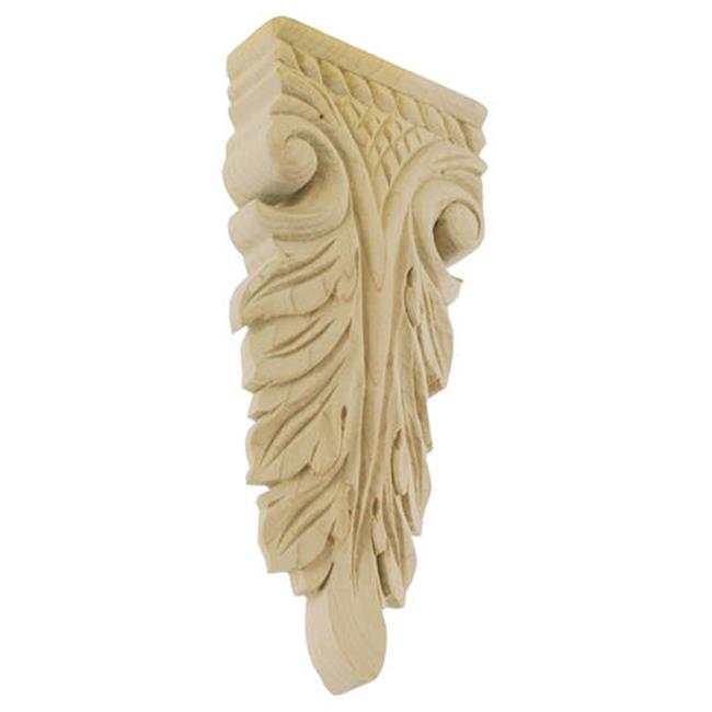 American Pro Decor 5APD10367 Small Carved Wood Applique - image 1 of 1