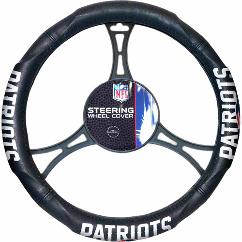 NFL Steering Wheel Cover, Patriots by