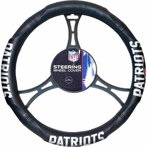 NFL Steering Wheel Cover, Patriots