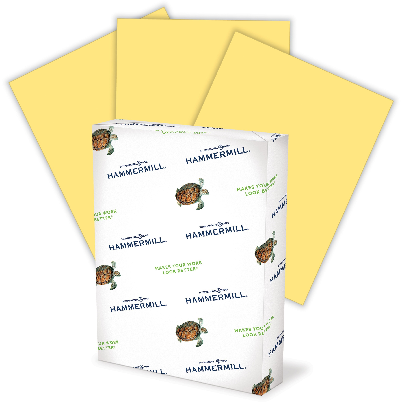 Hammermill, HAM103325, Colors Copy Paper®, 500 / Ream, Buff