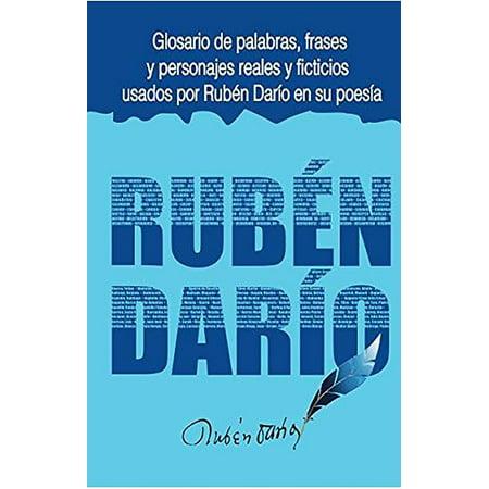 Frases De Dia De Halloween (Glosario de palabras, frases y personajes usados por Rubén Darío en su poesía. -)