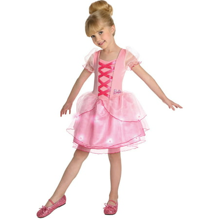 Barbie Ballerina Girls Child Halloween Costume - Dead Ballerina Halloween Costumes