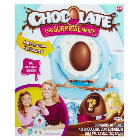 Chocolate Egg Surprise Maker - Chocolate Egg Surprise