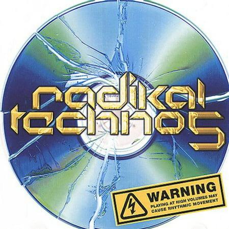 Radikal Techno - Vol. 5-Radikal Techno [CD]](Halloween Techno)