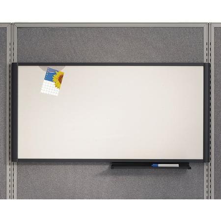 Quartet Prestige Total EraseCubicle Whiteboard, 36