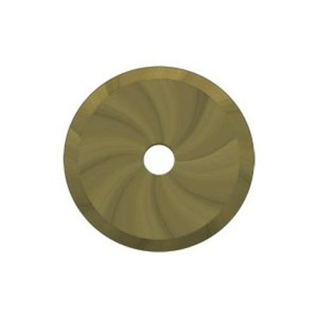 Deltana BPRK125U5 1.25 in. Diameter Base Plate for Knobs, (Antique English 1.25 Knob)
