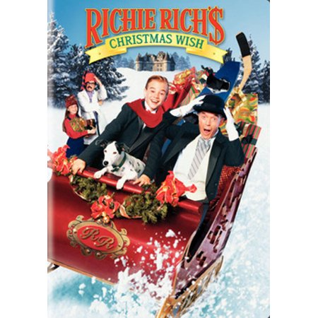 Richie Richs Christmas Wish.Richie Rich S Christmas Wish Dvd
