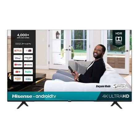 Hisense 43H6570G 43 inch H65-Series 4K UHD Smart Android TV