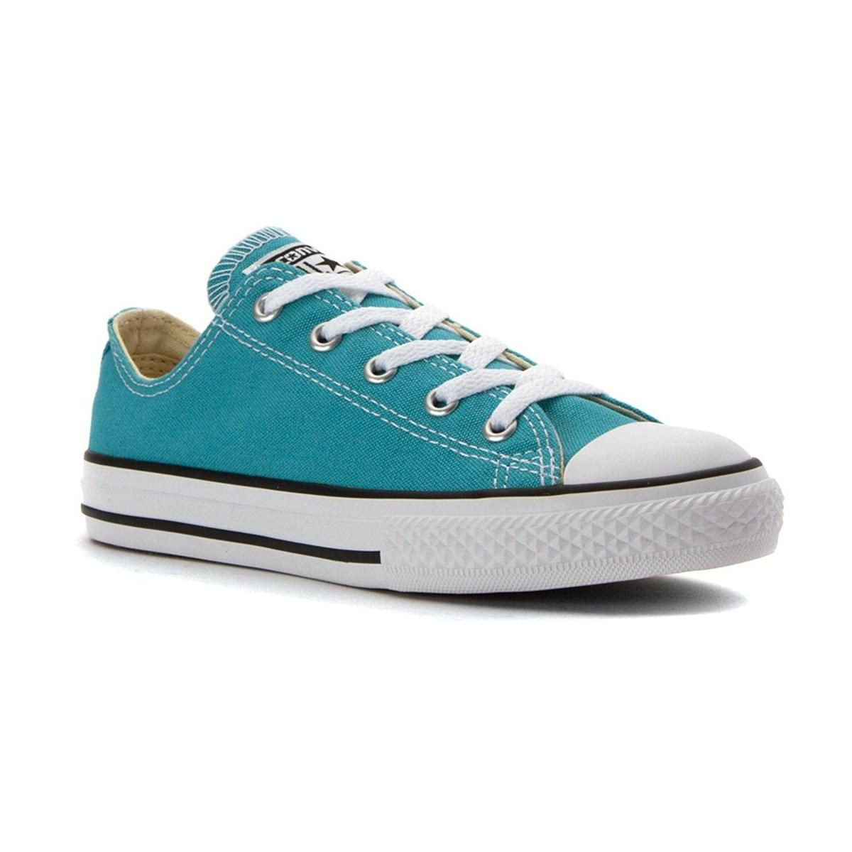 Converse Chuck Taylor All Star Low Top Aegean Aqua Shoes -Youth by Converse