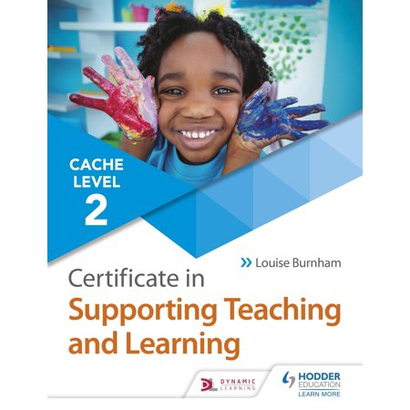 CACHE Level 2 Certificate in Supporting Teaching and Learning -