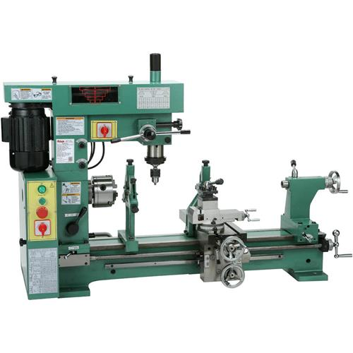 "Grizzly G9729 31"" Combo Lathe/Mill"