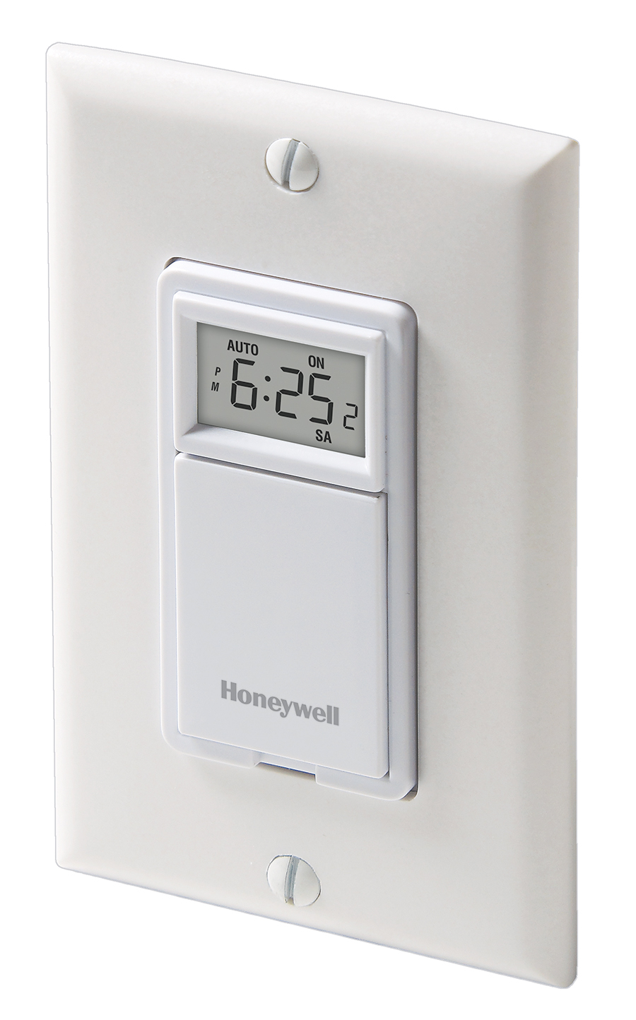 Honeywell 7 Day Programmable Light Switch Timer White Rpls530a1038 How Christmas Tree Lights And Circuit Work U