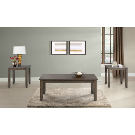 4 Piece Occasional Table - Picket House Dex 3-Piece Table Occasional Set