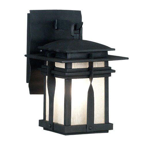 Kenroy Home Carrington Small Wall Lantern