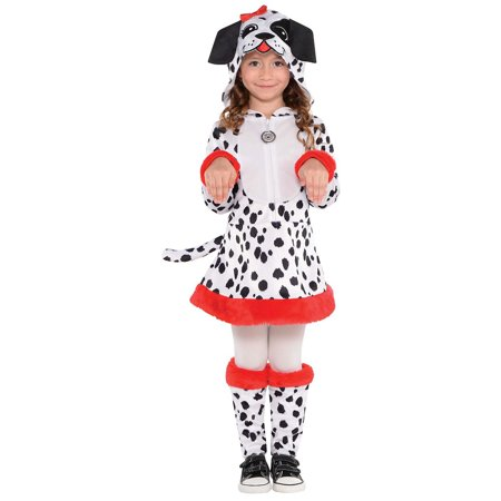Dotted Doggy Child Costume - Toddler for $<!---->