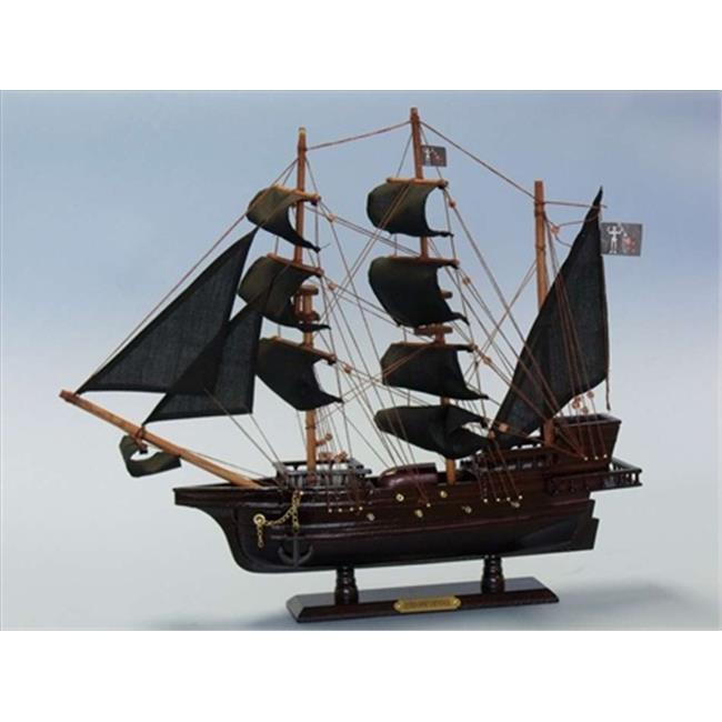 Hand Craft Model QA20 Blackbeards Queen Annes Revenge 20 ...