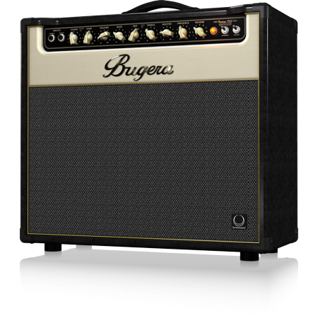 Bugera V55 Infinium Vintage 2-Channel Tube Combo Amplifier w/ Reverb - 55 Watt
