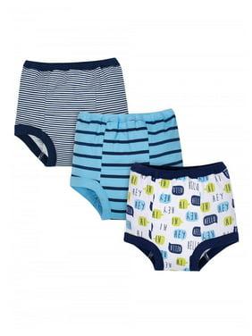 Little Boys Briefs Dinosaur Shark Truck Toddler Training Underwear Kids Undies 6//3-Pack
