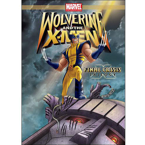 Wolverine And The X-Men: Final Crisis Trilogy (Widescreen)