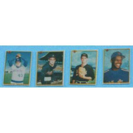 Dollhouse Baseball Cards