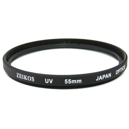 Circular Polarizer CPL Filter for Nikon D3500 (55mm Compatible)