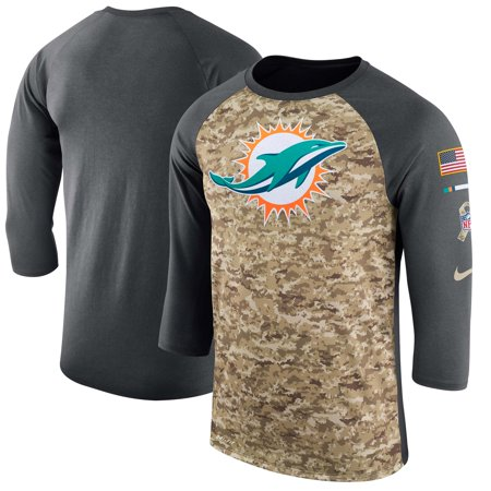 new arrival bb3b5 1f166 Miami Dolphins Salute to Service Gear
