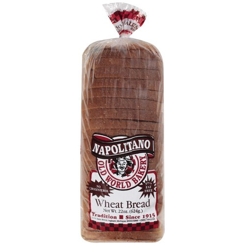 Old World Bakery Wheat Bread, 22 oz