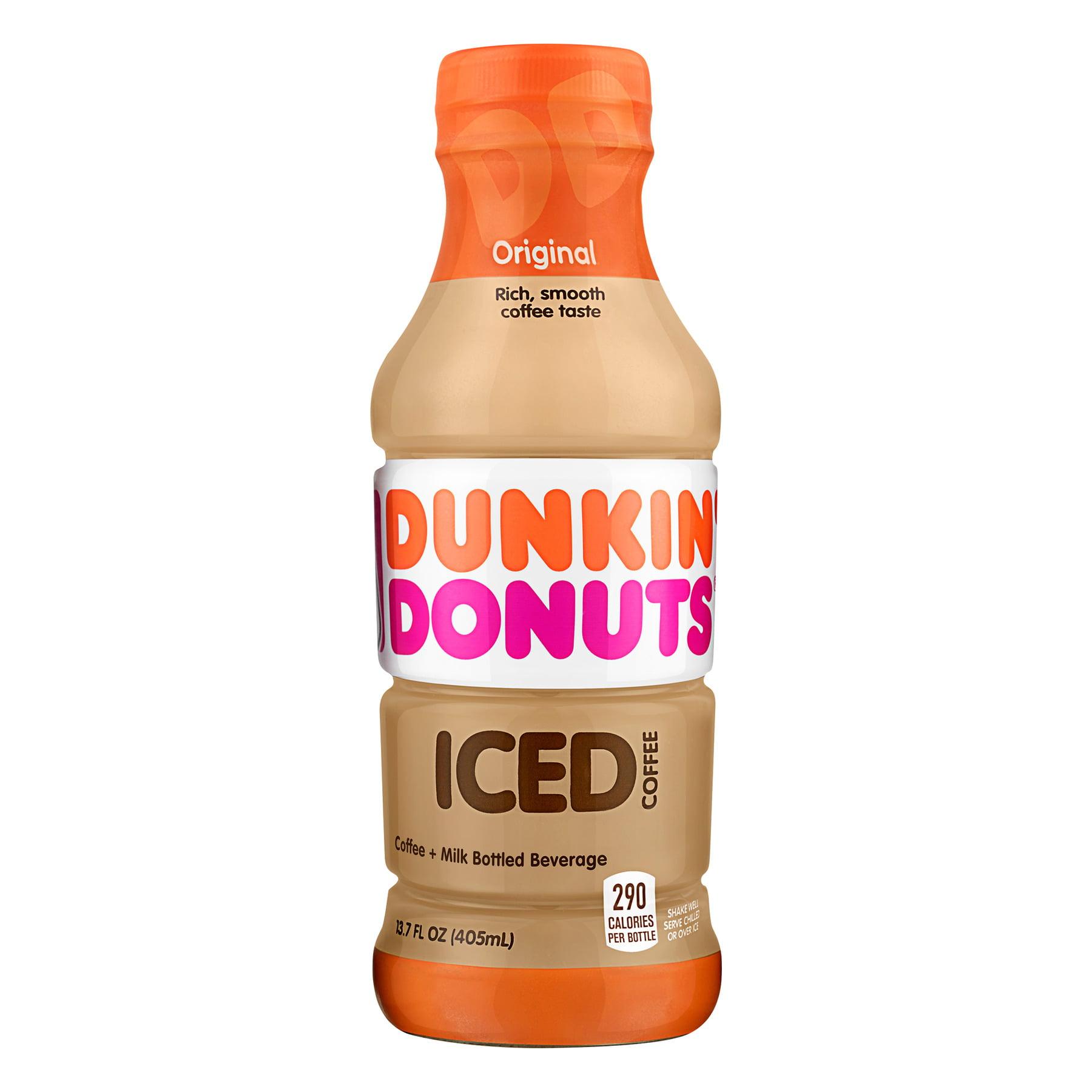 Dunkin' Donuts Original Iced Coffee, 13.7 Fl. Oz ... (1800 x 1800 Pixel)