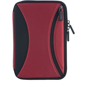 M-Edge Latitude Jacket Series Case for Kindle Fire 7-inch|Kindle 3 - Red
