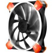 Antec TRUEQUIET120UFOWHITE Antec TrueQuiet 120 UFO (White) Cooling Fan - 1 x 120 mm - 1000 rpm - Rubber, Silicon