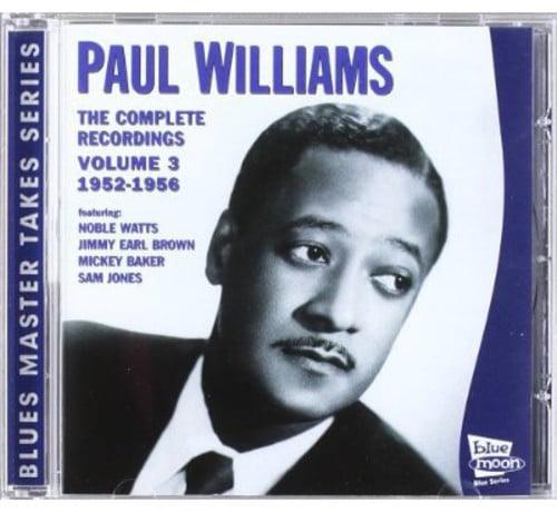 Paul Williams - Paul Williams: Complete 1952-56 [CD]