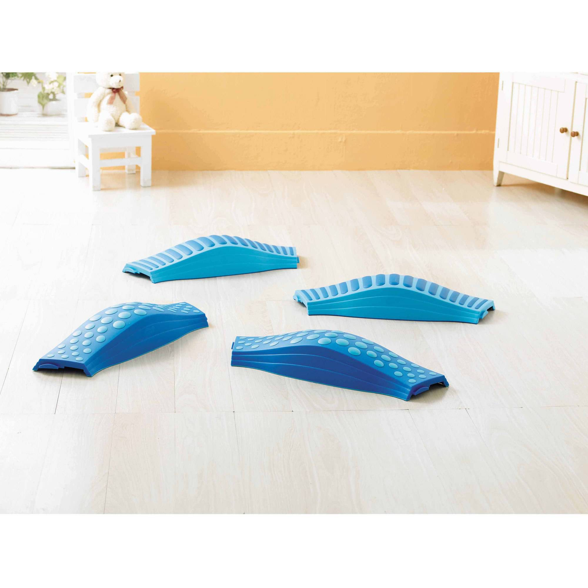 Weplay Wavy Tactile Path, Blue