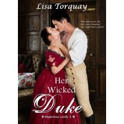 Her Wicked Duke (Imperious Lords 3) - eBook