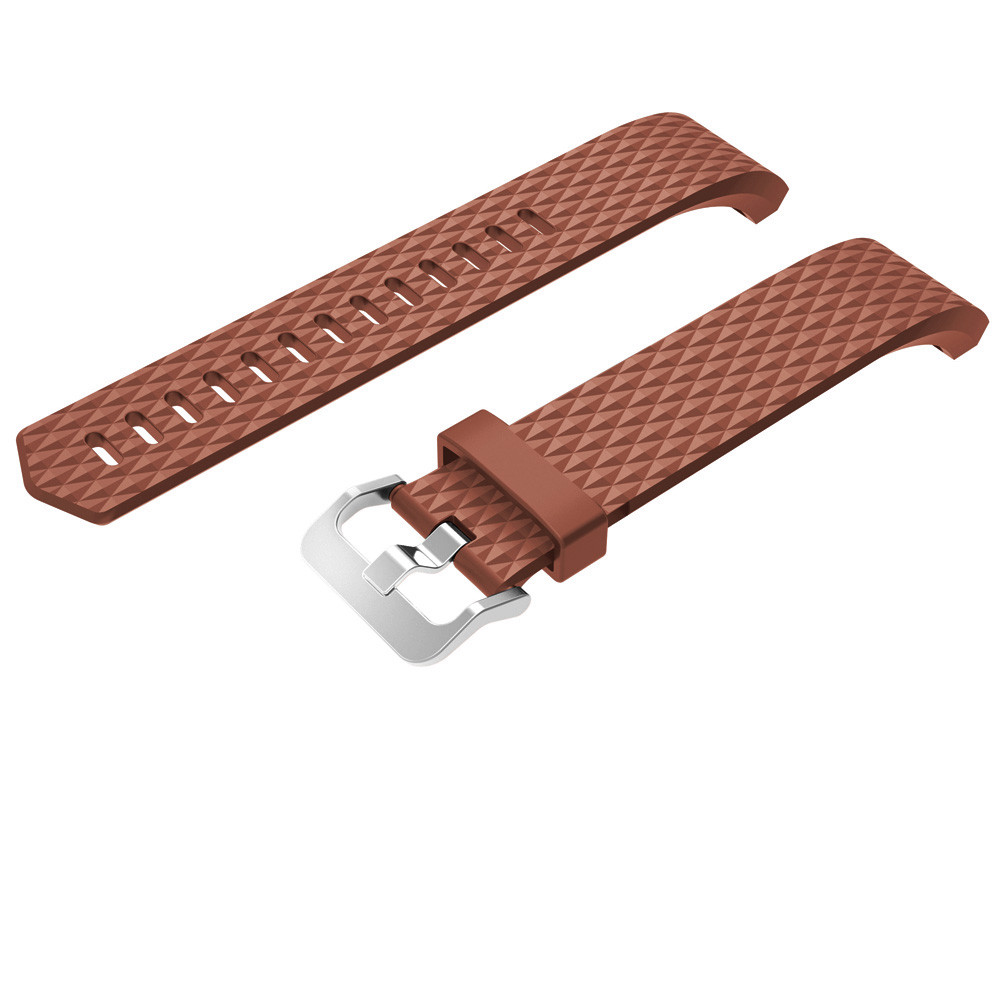 DZT1968® New Fashion Sports Silicone Bracelet Strap Band For Fitbit Charge 2