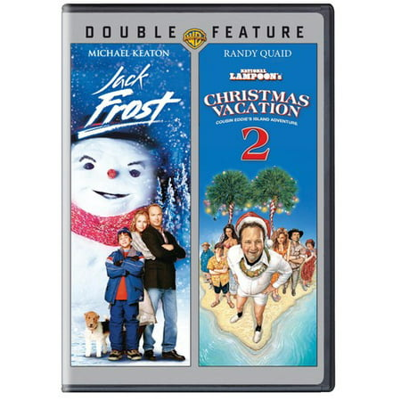 JACK FROST/CHRISTMAS VACATION 2-COUSIN EDDIES ISLAND ADV (DVD/DBFE) (DVD) ()