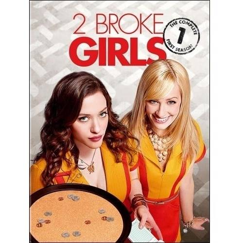2 Broke Girls: The Complete First Season (Widescreen)