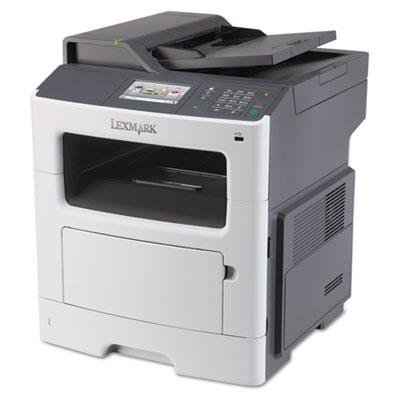 Lexmark; MX410de Multifunction Laser Printer