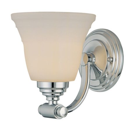 Fleur De Lis Upholstery - Fleur De Lis Living Watchet 1-Light Bath Sconce