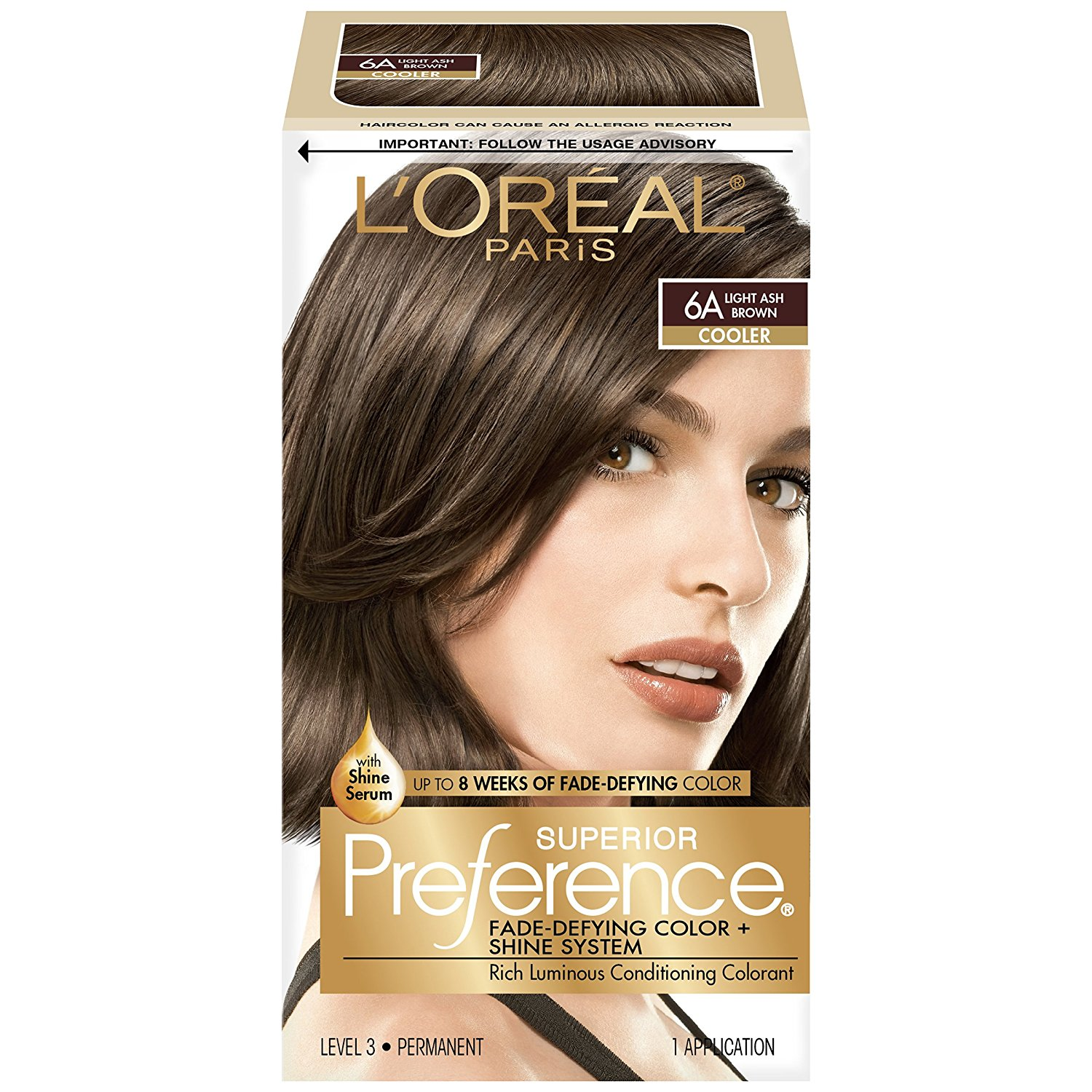 Loreal Paris Superior Preference Hair Color 5rm Rich Merlot Red By