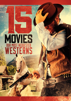 15-Movie Westerns: Our Most Requested (DVD) by Platinum Disc