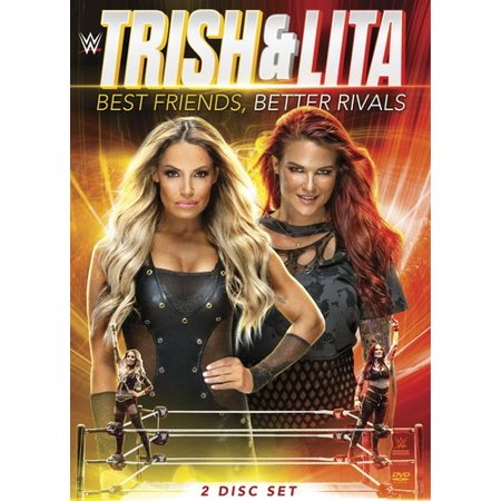WWE: Trish Stratus and Lita - Best Friends, Better Rivals - Trish Stratus Baby