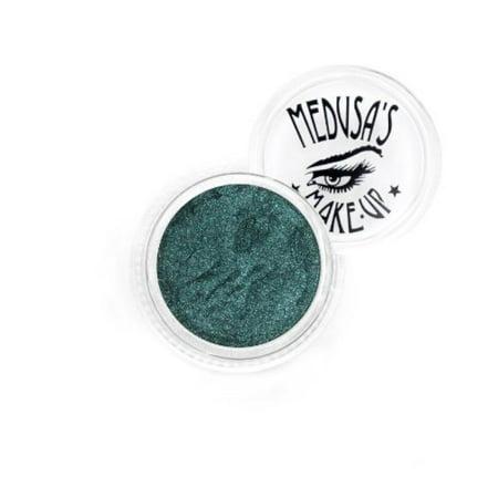 Medusa's Makeup Eye Dust - Green Velvet (Dark Angel Makeup)