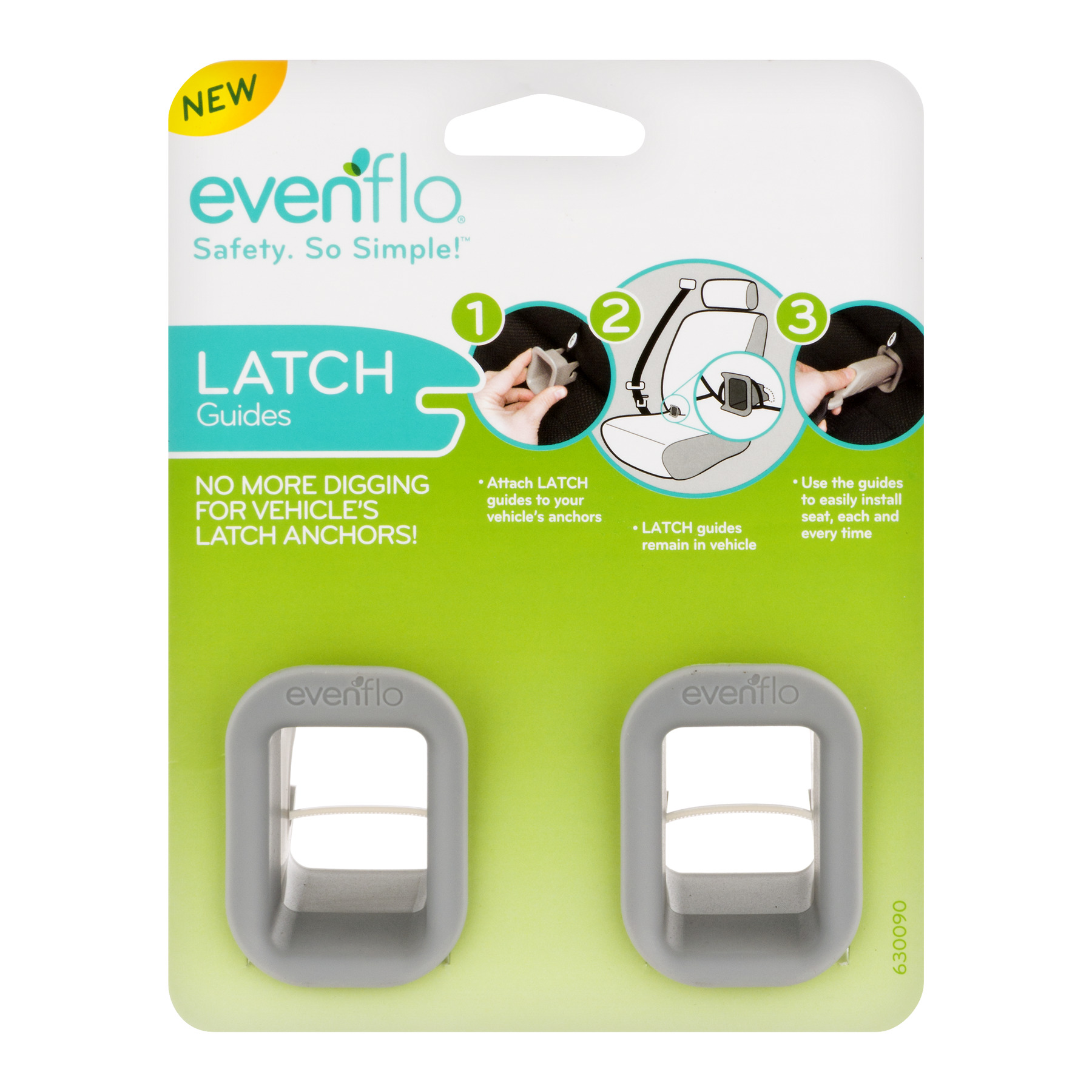 Evenflo Latch Guide Anchors - 2 CT2.0 CT