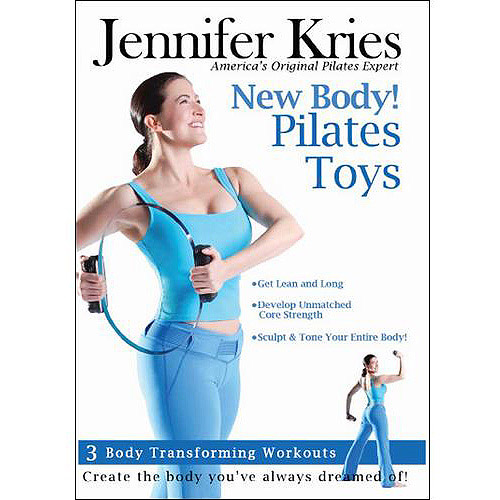 New Body! Pilates Toys With Jennifer Kries