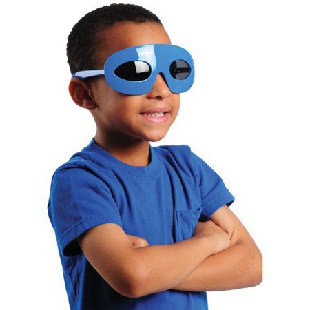 (Price/dozen)US TOY GL45 Superhero Mask Glasses