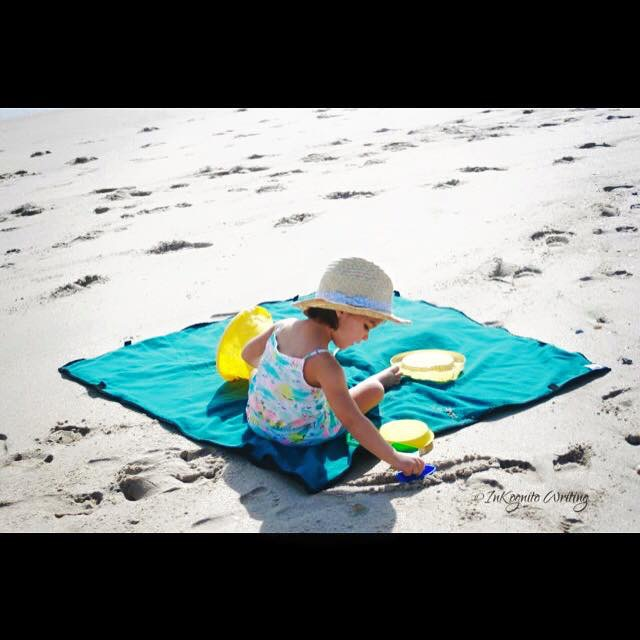 Waterproof Picnic Blanket by Jennifer Jane