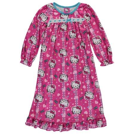 Hello Kitty Nightgown - Hello Kitty Big Girls'