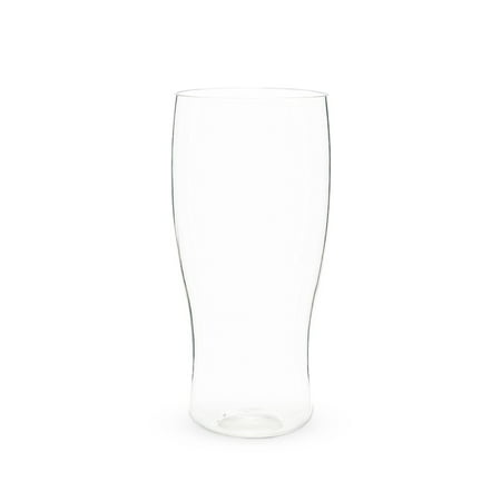 Water Drinking Glasses, Flexi Set Of 2 Beer Vintage Best Cute Drinking Glasses (Sold by Case, Pack of