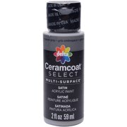 Ceramcoat Select Multi-Surface Paint 2oz-Shadow Gray